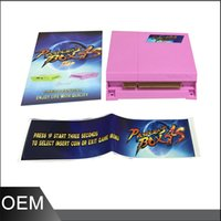 Wholesale Jamma Arcade Game Pcb Board - Pandora Box 4S 815 in 1 jamma multi game PCB  multi game board for CRT CGA arcade cabinet