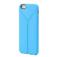 Wholesale Iphone Cover Zipper - Ultra thin Zipper Style Soft TPU Cover Case For iPhone 5S 6 Plus Samsung S6 Edge Plus A3 A5 A7 J1 J2 J5 J7 E5 E7 G360 LG G3 G4 Sony M5