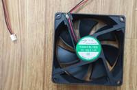 Wholesale computer cabinet fans resale online - new world TX9025L18S V A CM line refrigerator temperature cabinet cooling fan