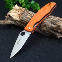 Wholesale two tools - Ganzo Camping Survival Tool Tactical Knife G7321 C Blade G7321 OR