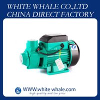Wholesale Electric Centrifugal Water Pump - High Quality QB60 370W household self-priming pressurized solar water circulating pump Electric Centrifugal Water Pump Pool Garden