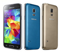 "Wholesale Mini Galaxy Mobile - 2016 Original Unlocked Mobile Phones Samsung Galaxy S5 mini G800F G800A 16.0MP 16GB ROM Android os 5.1"" Smartphone Refurbished"