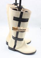 Wholesale Nurarihyon Mago Cosplay - Wholesale-Nurarihyon no Mago Itaku ver 2 cos Cosplay Shoes Boots shoe boot #JZ529 anime Halloween Christmas