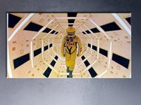 Wholesale Oil Art Space - 2001 A SPACE ODYSSEY DIRECTED BY STANLEY KUBRICK AVEC GARY LOCKWOOD Art Print poster on canvas for wall decoration