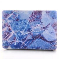 Wholesale Netbook Laptops Pc - Macbook Laptop Netbook Marble Design Hard PC Case Cover for 11.6 Air 13.3 15.4 Pro Retina shell