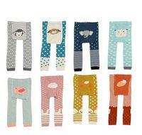 New Arrival Kids Animal Leggings Children Kids PP Pants Long Trousers Cartoon Legging Cotton Baby Boys Girls Pants