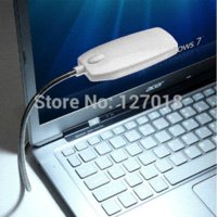 Wholesale Cheap Computer Keyboards - LED USB book reading light computer laptop keyboard table lamp 28LED Cheap usb cable for samsung