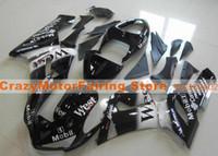 Wholesale Kawasaki Ninja Fairings For Sale - 3 Free gifts New Fairing kits for 05 06 ZX 6R 636 2005 2006 Ninja ZX6R ZX636 ABS fairings Body kits hot sales nice west