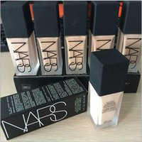 Wholesale Freckles Brown - NARS All day Luminous Weightless Foundation Liquid Various Shades 30ml NARS Makeup Face Concealer