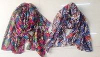 Wholesale New Hijab Scarves - Free Shipping! New Arrival Fashion2016 Newest Big Cat King Print Scarf Animal Shawl Hijab Wrap 13 Color