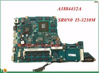 Wholesale Vaio S - A1884432A For SSony Vaio SVS SVS13 MBX-259 Series Laptop Motherboard REV1.1 SR0N0 I5-3210M HM76 N13P-LP-A2 DDR3 100% Tested