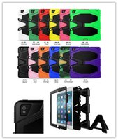 Military Extreme Heavy Duty Wasserdichte Defender Case Cover für iPad Mini Air Pro 2 4 Samsung Galaxy Tab Stand Halter Hybrid Shockproof Fällen