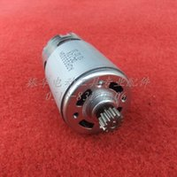 Wholesale Motor 18v - Wholesale- Free shipping! Wholsaler Charge electric drill motor DC 7.2 9.6 12 14.4 18V (12 teeth)(9.9mm) 962A