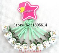 Wholesale Means Ring - 100Pcs fashion popular Good Meaning Lucky Cat Small Ring Bells With Straps Fit Cellphone Key Chains Handbag Gift