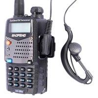 Wholesale Handheld Radio Codes - Wholesale Black Baofeng UV-5RA Long Time Standby Portable DTMF Code TOT VOX Ham Radio Walkie Talkie