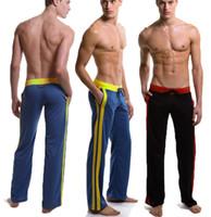john sport großhandel-Wholesale-WJ Mens Full Length wholesale lässige Art und Weiseturnhalle Yoga, die breathable laufen lassen Hohe Qualität lange Unterhosen Sporthosen 2005CKU