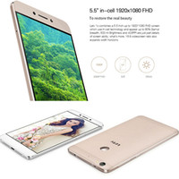 """Wholesale One Sim Card Cell Phones - Letv 1 S 1s One S X500 LTE Mobile 5.5"""" FHD 3G RAM cell phone Helio X10 Turbo"""