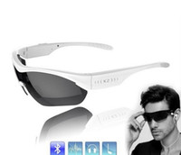 Wholesale Earphone Glasses - brand Gonbes K2 Smart Touch SunGlasses brands Bluetooth Headset Earphones sunglasses for men women smart glass wholesale for iPhone Samsung