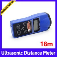 Wholesale Distance Measuring Module - Wholesale-electronic measure 18m distance meter area volume laser ultrasonic distance module MOQ=1free shipping
