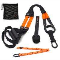 Wholesale Resistance Workout Equipment - Resistance Bands New Crossfit Sport Equipment Strength Training Fitness Equipment Spring Exerciser Workout Pull Rope Free Shipping