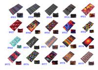 bufandas de anime al por mayor-2017 Popular Adulto Multifuncional Bandana Tubular Sin Costuras 25 * 48 cm Anime Bandanas Tubo Bufanda de regalo para Bebé diadema