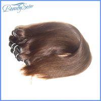 Wholesale Unprocessed Brazilian Hair 1kg - wholesale brazilian hair weave bundles 1kg 20pieces lot 7a unprocessed virgin human hair extensions weaves chocolate coffee brown color
