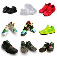 Wholesale Rainbow Sport - Classical Huarache Running Shoes Huaraches Rainbow Ultra Breathe Shoes Mens Womens Huraches Multicolor Hurache Sneakers Sport Shoes Trainers