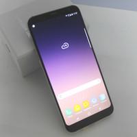 "Wholesale Gsm Quad Single Sim - Full Screen Goophone S8 Plus Quad Core MTK6580 Android 7.0 1GB RAM 16GB ROM 6.2"" HD 1280*720 8MP Camera 3G WCDMA GSM Smartphone"