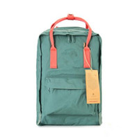 Wholesale Women Canvas Backpacks - 2017 NEW The Swedish classic mini backpack teenagers bag for boys and girls
