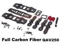 Wholesale Motor Emax - DIY QAV250 Carbon Quadcopter Emax MT2204 Motor Simonk 12A ESC CC3D FC 5045 Props