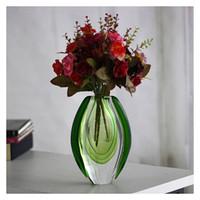 tabla jarrn de cristal hechos a mano florero de cristal hidropnico florero de cristal insertado bienes