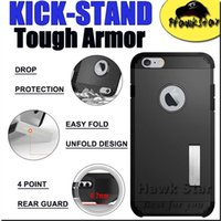 Wholesale Duty Cases Note - kickstand Armor Case for Iphone 5s se 6s Plus Samsung S6 S7 EDGE Note 4 5 Heavy Duty Dual Layer EXTREME Protection Cover with Kick Stand