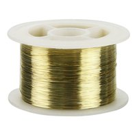 Wholesale Cellphone Lcd Separator - Universal 50M Golden Molybdenum Wire Cutting Line for Cellphone LCD Screen Separator