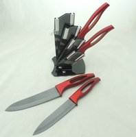 Wholesale Web Kits - High Standard Ceramic Knife Set Household Kitchen Knives Kits Hot Selling on Web Shop by Factory price