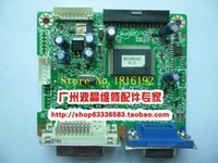 Wholesale Motherboard Ad - Wholesale-Free Shipping X193W driver board 715G2561-1-AC1 motherboard AD board USED