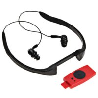 Adroit 4GB Imperméable IPX8 Sport MP3 Player + Radio FM pour la natation Surf Diving DEC8 Cheap mp3 standard
