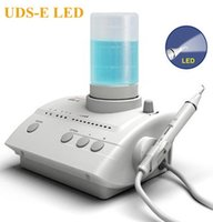 Wholesale Woodpecker Ultrasonic Piezo Scaler - CE Woodpecker Brand UDS-E LED Dental Ultrasonic Piezo Scaler (With LED handpiece and 2 water supply bottles)