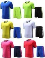 Cheap customized team uniforms - wholesale Customized Soccer Team 2016 new Soccer Jerseys, With Shorts,Training Jersey Short,Custom Team Jerseys And Shorts, football uniform