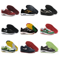 Wholesale Open Toe Shoes For Women - 2017 Hot Sale Maxes ULTRA 87 Oreo Running Shoes for High quality Youth Women Men Fashion Outdoor Sports Walking Casual Shoes Size 36-45