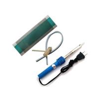 acc caoutchouc achat en gros de-Câble en ruban OBDDIY 1pc Saab 9-5 ACC Câble en fer à souder 1set Câble en caoutchouc T-Head bleu en T