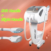 Wholesale Laser Hair Removal Salon Equipment - 2500W Professional shr laser hair removal equipment elight IPL+RF Skin Rejuvenation Acne Treatment salon equipment with CE approved
