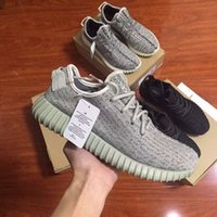 Wholesale Pirate Bands - 350 Boost Moonrock Kanye West Boost Moonrocks Ultra Low Boots Kanye West Pirate Black Turtle Dove Sneaker Size 12 With Box