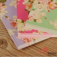 Wholesale Wedding Peony Pattern Paper For Flower Packaging Gifts Event Party Supplies