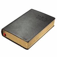 capa de diário em branco venda por atacado-Atacado-Hot Classic PU capa de couro páginas em branco diário diário Caderno Notebook Caderno Borda Notebook Notebook Office Stationery Gifts