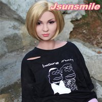 Wholesale Sex Girl Dolls For Men - 158cm fat girl sex doll for man with real round chubby lifelike European sex doll with metal skeleton drop shipping