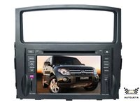 Wholesale Dvd Car Mitsubishi Pajero - 4UI intereface combined in one system CAR DVD PLAYER FOR MITSUBISHI PAJERO V97 2006 to 2011-2015 bluetooth gps navi radio free camera tv MAP