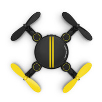 Купить Ufo Toy Drone-2.4G Mini RC Drone 4CH 6-Axis Gyro Altitude Hold High LED UFO RC Quadcopter Drone RTF Дистанционное радиоуправление Вертолет Quadcopter Toys