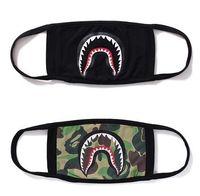 acessórios cosplay grátis venda por atacado-Nova Máscara de respiração Camo Máscara Máscaras de Boca Cosplay Preto com 17 CORES Acessórios de Moda frete grátis