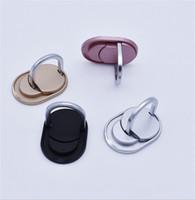 soporte de anillo metálico al por mayor-Metal Ring Phone Holder Soporte multifunción soporte para teléfono celular Boot Disk Ring Soporte de moda para iPhone 8 7 samsung note 8 s8 tablet PC Nuevo