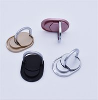 metall-handy-halter großhandel-Metallring-Telefon-Halter-Multifunktionsstand-Handy-Halter-Boot-Disketten-Ring-Mode-Klammer für iPhone 8 7 Samsung-Anmerkung 8 s8 Tablette PC neu